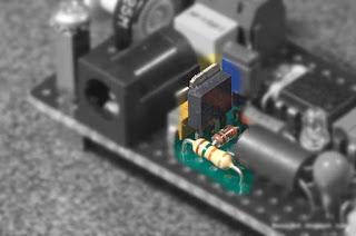 N-канальный MOSFET в защите от переполюсовки питания