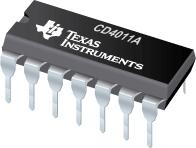 CD4011A от Texas Instruments