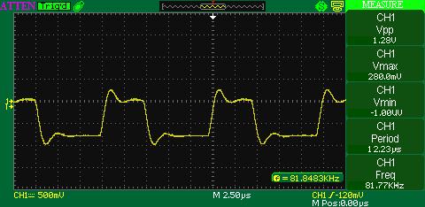 Светодиоды в оптопаре на 82КГц