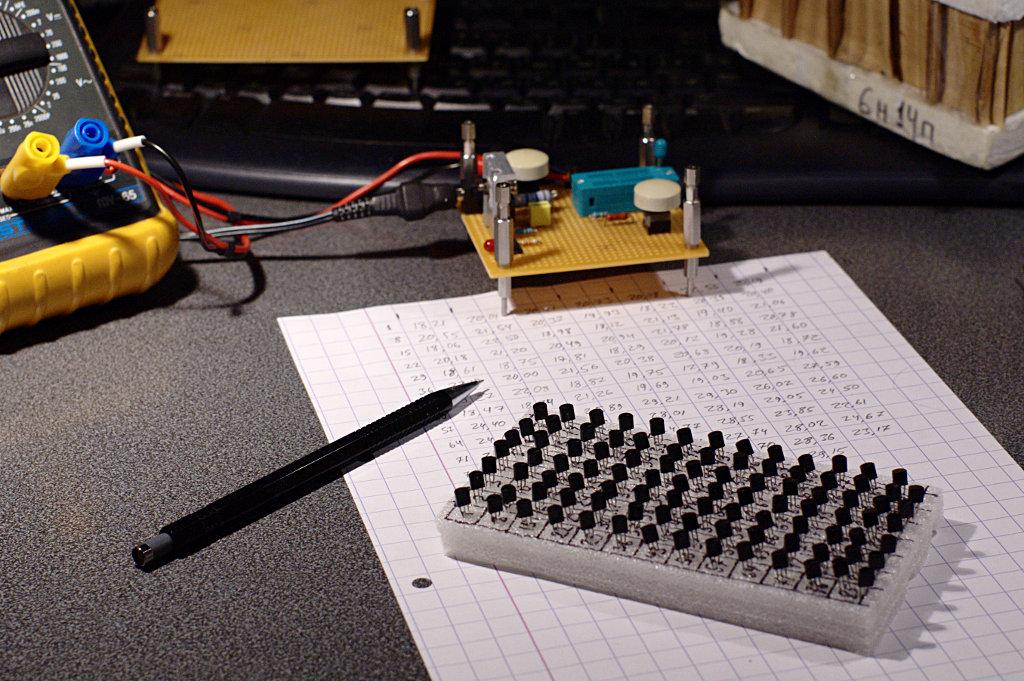 Как я подбирал полевые транзисторы