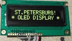 OLED отлично подходит для замены ЖКИ