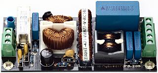 Фильтр сетевых помех собранный из набора MyElectrons