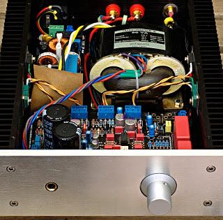 Усилитель JAST Amp Pro в сборе